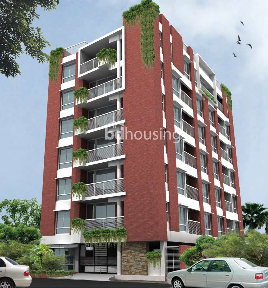 1589 Sqft 4 Beds Ready Apartment/Flats For Sale At