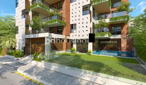 Residential Apartment, Apartment/Flats at Dhanmondi