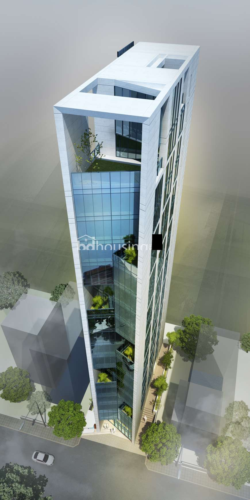 AWR U TOWER, Office Space at Gulshan 02