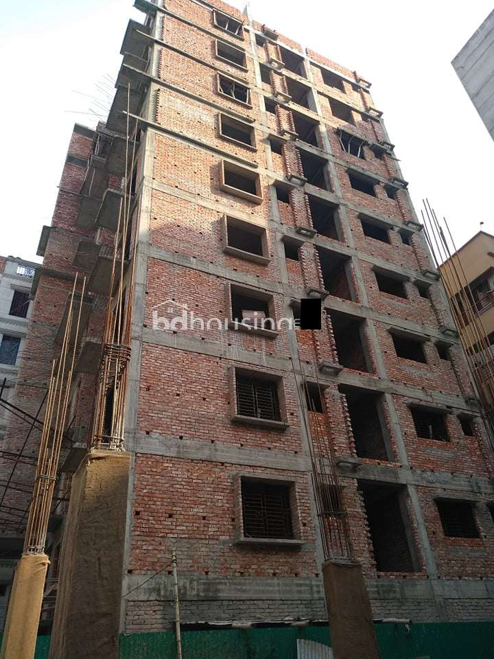 1870 sft Almost Ready Apartment at Bashundhara Apartment/Flats at Bashundhara R/A
