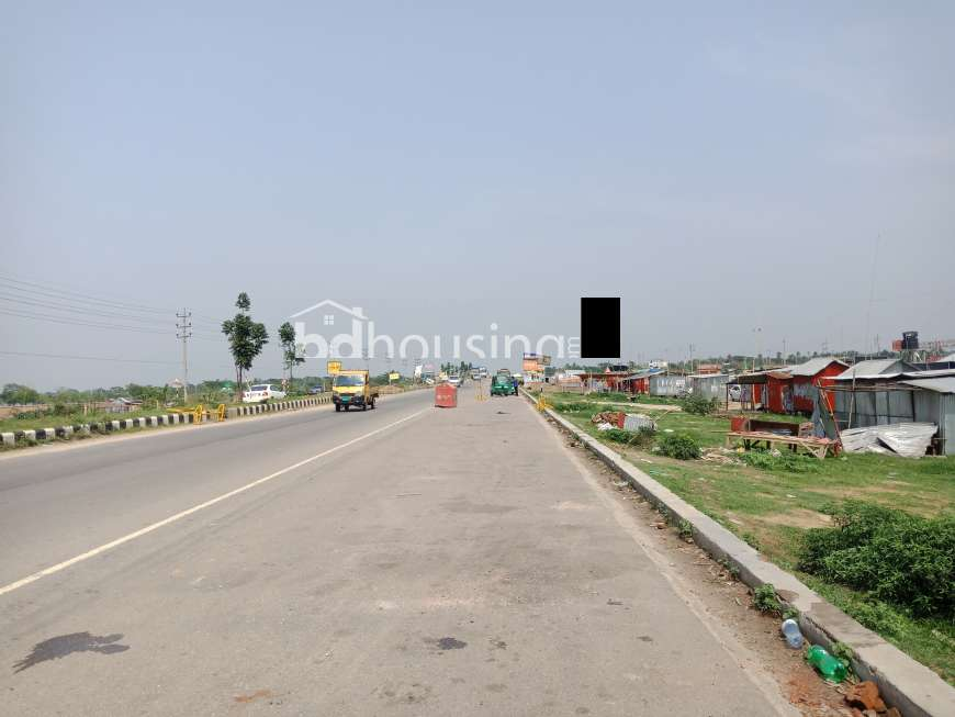 300 fit Road Purbachal 10 Katha Commercial Plot, Residential Plot at Purbachal