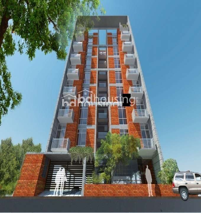 1200 sqft, 3 Beds Ready Apartment/Flats for Sale at Lalmatia