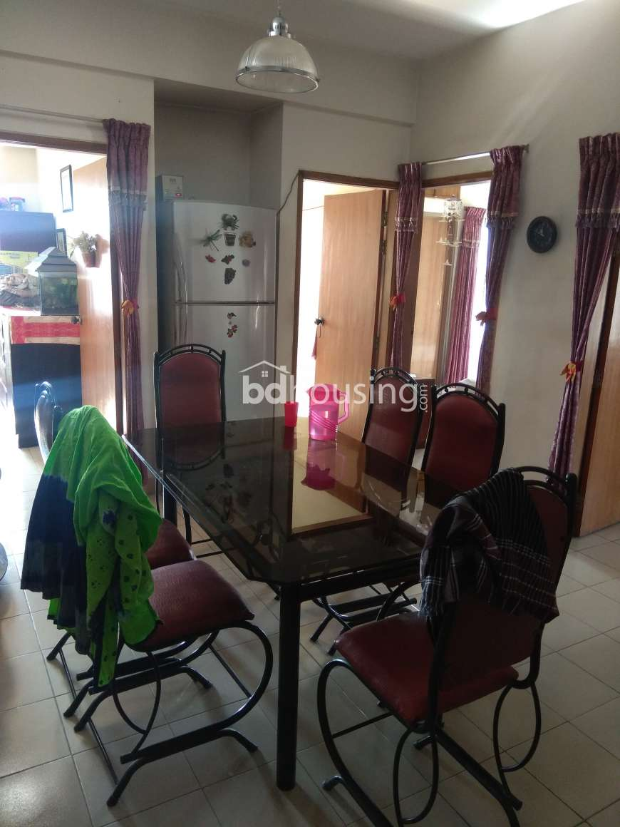 Used 1205 sft apartment for sale @Agargaon., Apartment/Flats at Agargaon