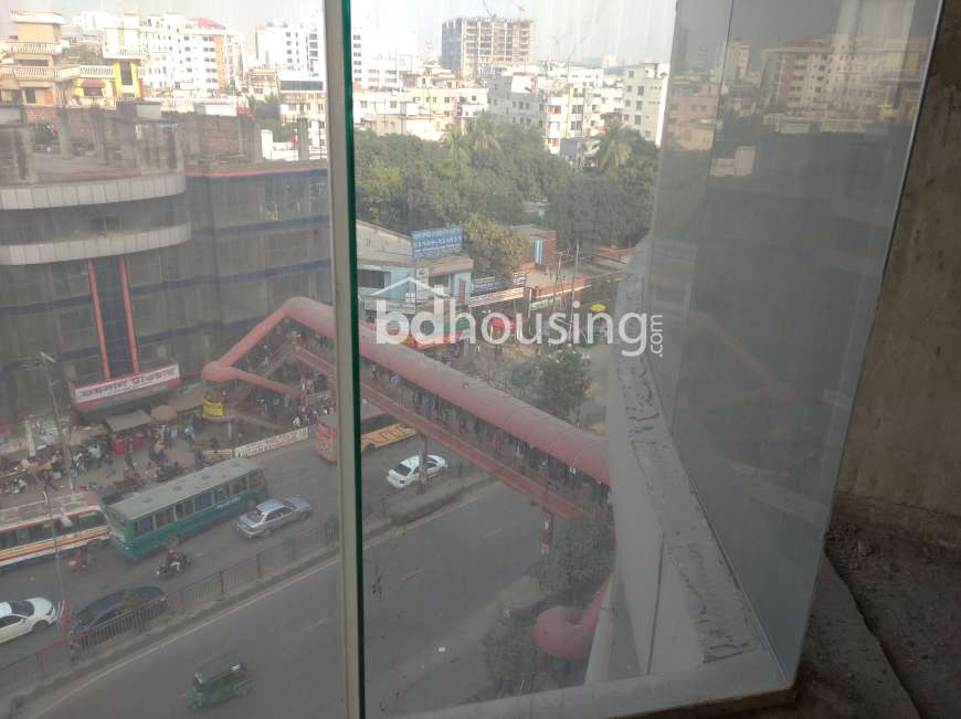 Commercial Space for rent @ Shyamoli Square, Office Space at Shyamoli