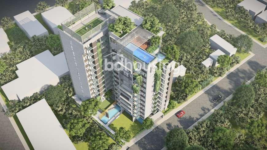 Max Adn, Apartment/Flats at Gulshan 02