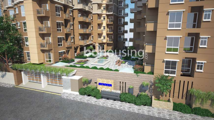 Runner Story House Apartment/Flats at Agargaon