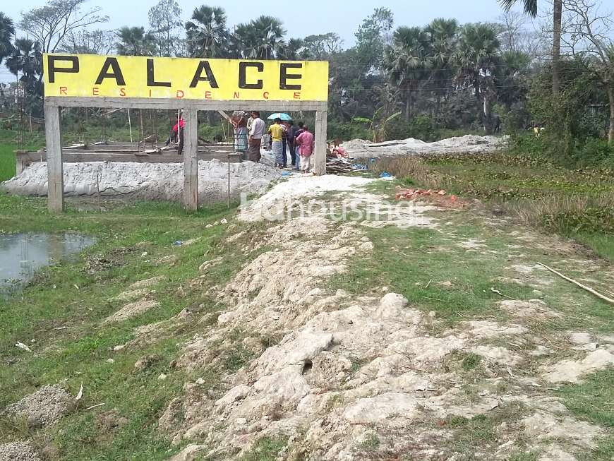 Palace Residence - 2 Residential Plot at Purbachal