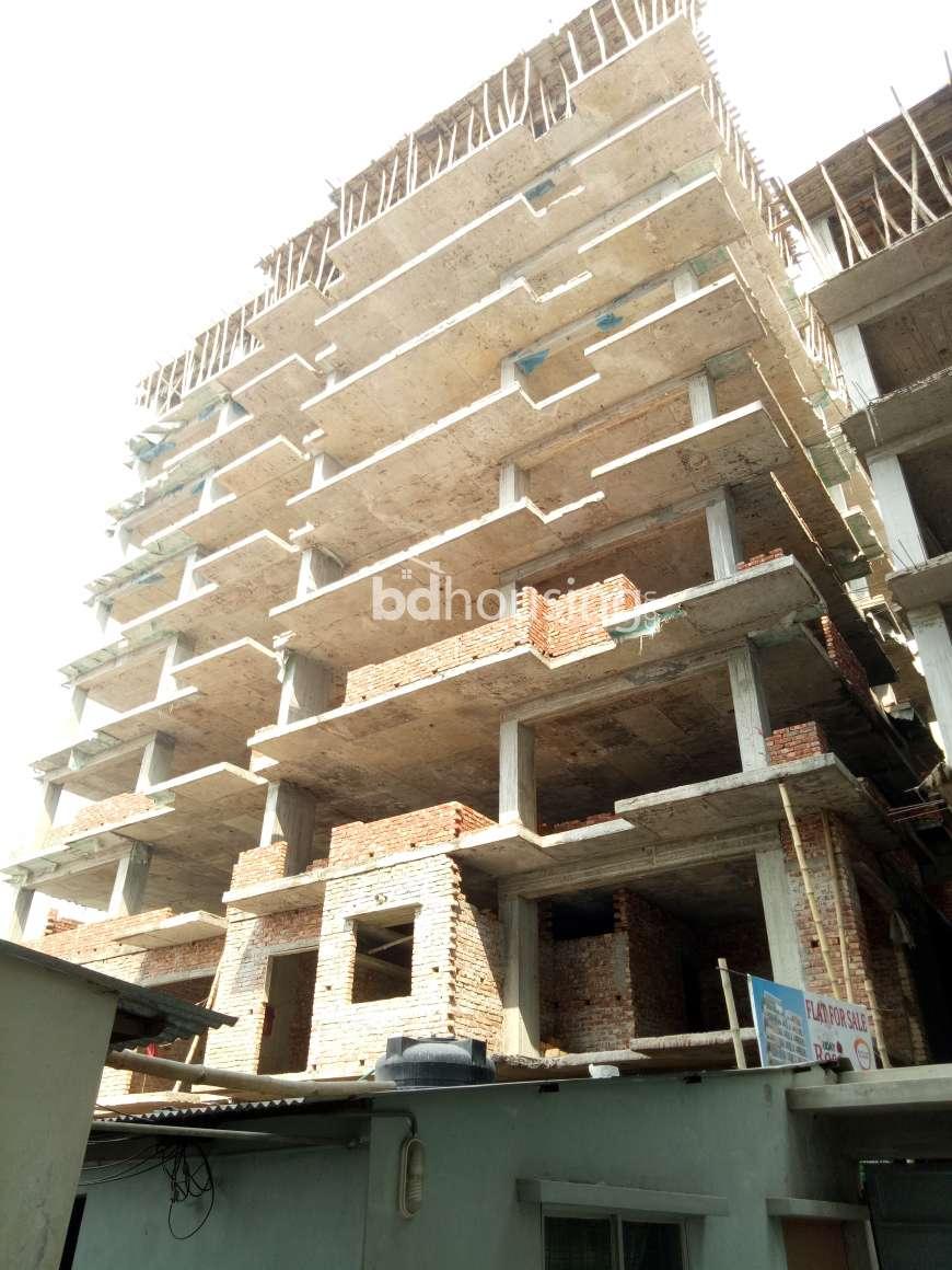 uday rose garden apartmentflats at badda - Rose Garden Apartments