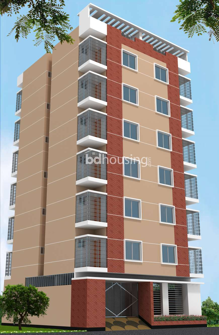 G A Rahim Villa Apartment Flats At Mirpur 12