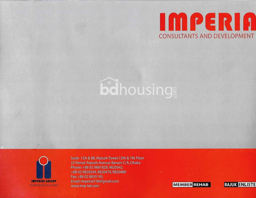 Imperial Sharif Estate Apartment/Flats at Mohammadpur