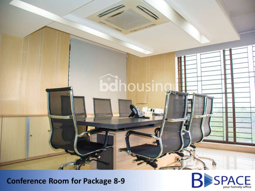 BD SPACE Office Space at Gulshan