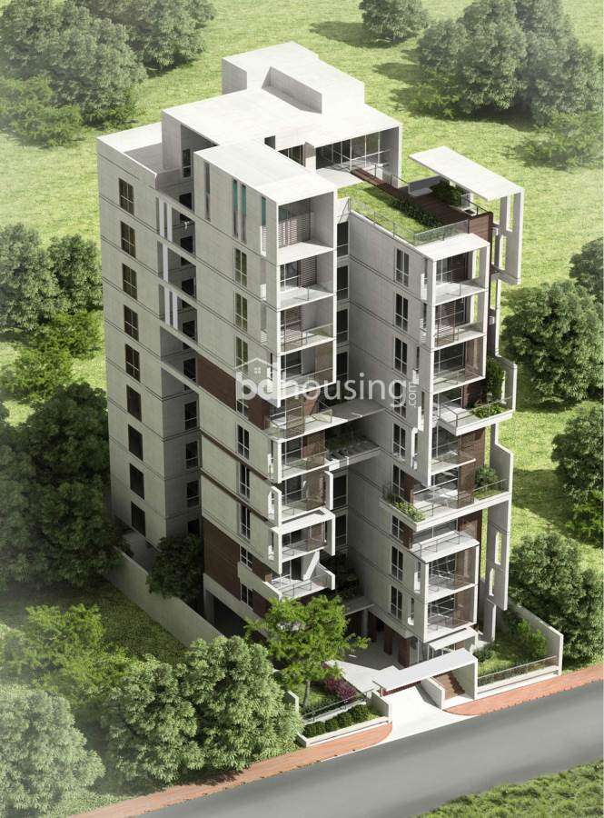 Navana Oakvale Apartment/Flats at Baridhara
