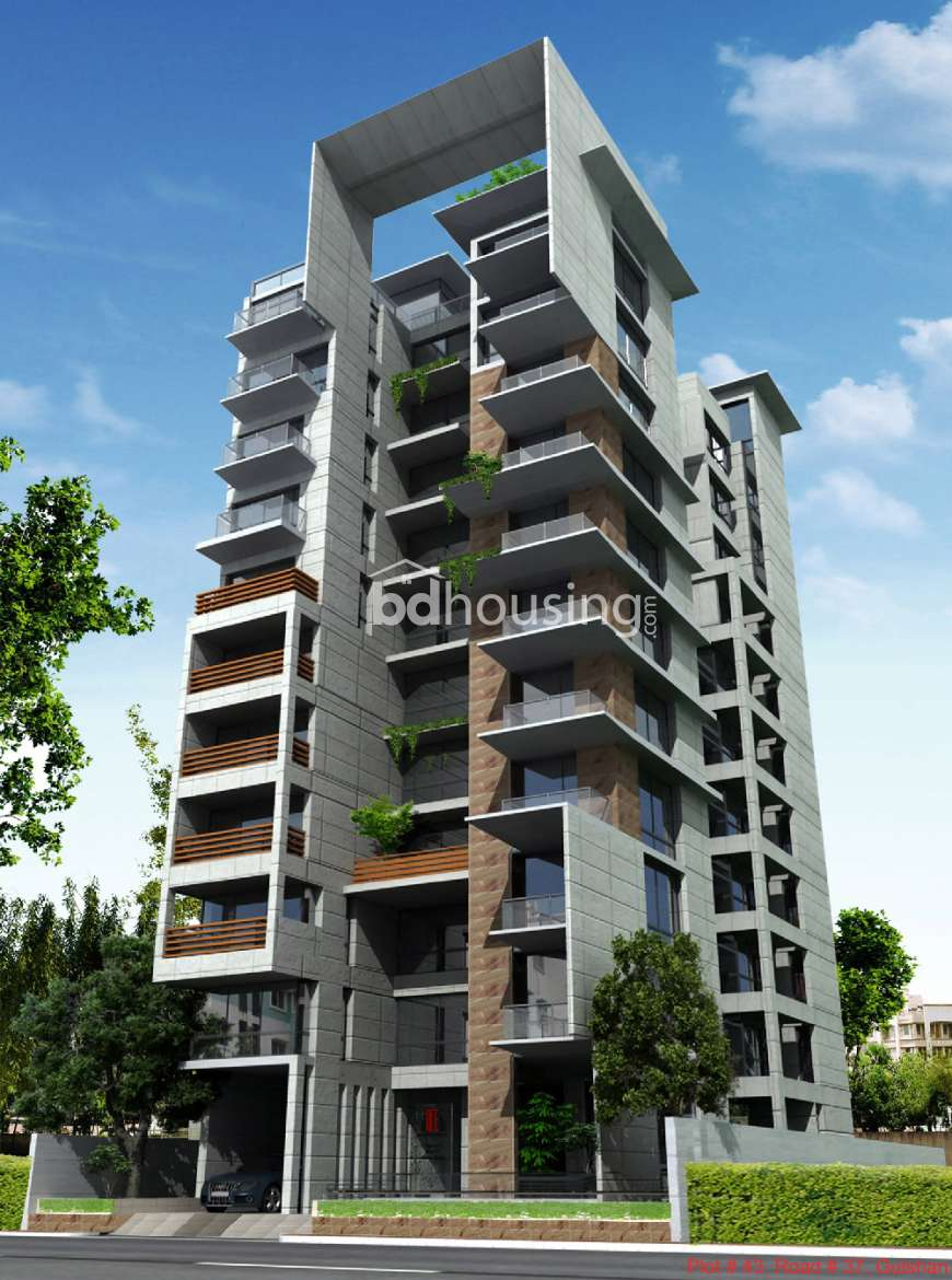 Navana Shatadal Leaf Apartment/Flats at Gulshan