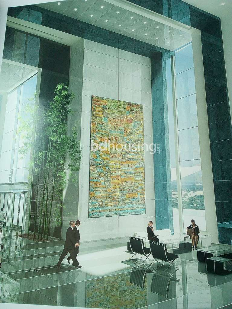 Green Gulshan House, Office Space at Gulshan 02