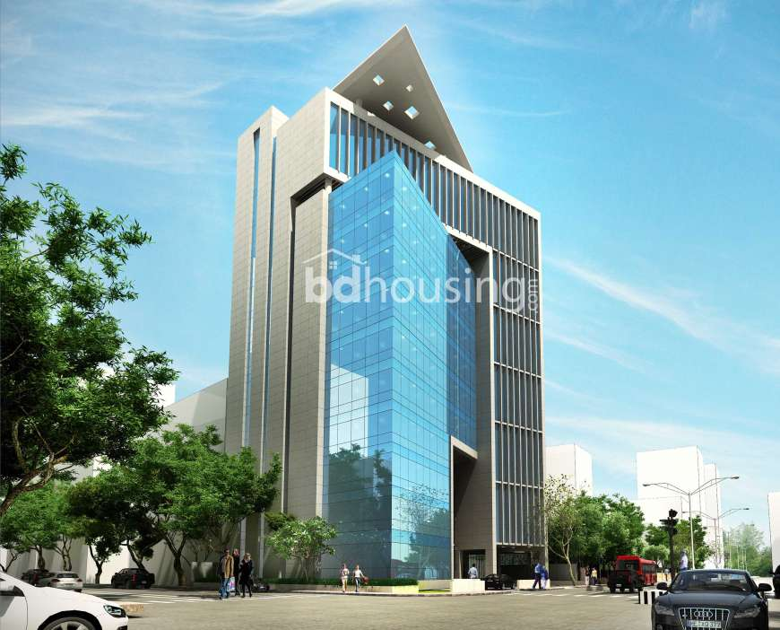 Green Galleria Office Space at Dhanmondi