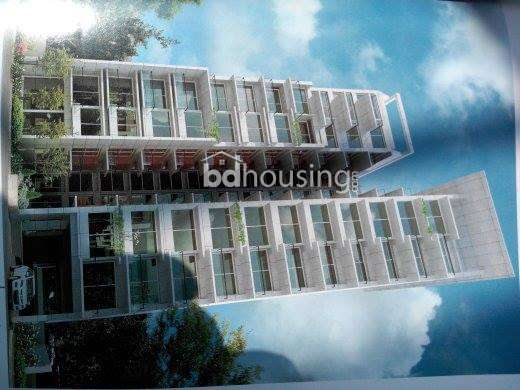 Green Rest Office Space at Dhanmondi