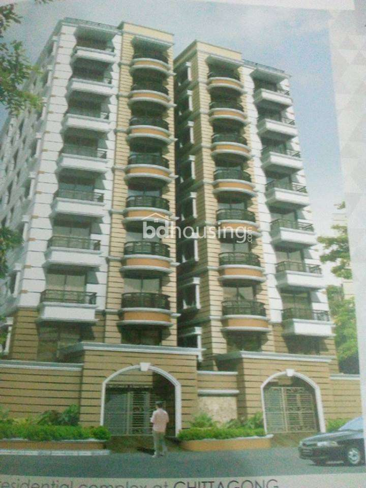 Evergreen Rita, Apartment/Flats at Nasirbad