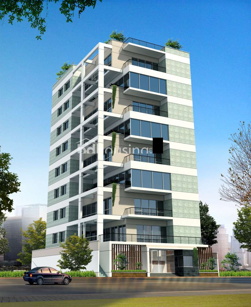 ZK Tower Office Space at Uttara