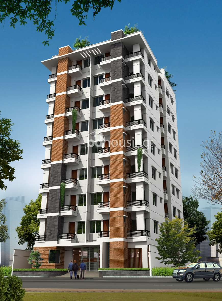 Ark Lamia Lodge Apartment/Flats at Mirpur 2