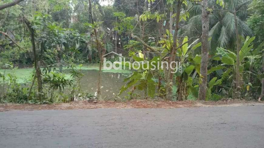 Individual Land Residential Plot at Purbachal