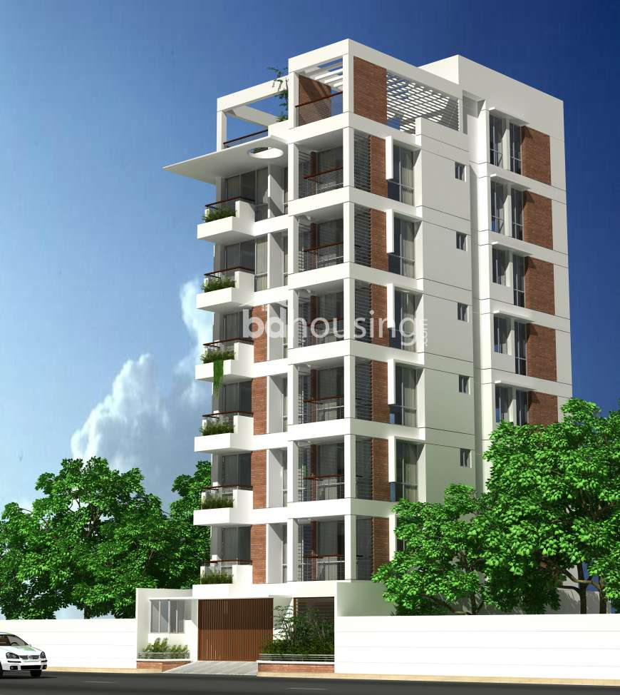 Flat Apartment: 1624 Sqft 3 Beds Ready Apartment/Flats For Sale At Uttara