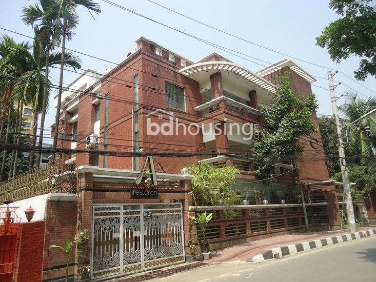 Banani House for Rent in 5000sft Independent House at Banani