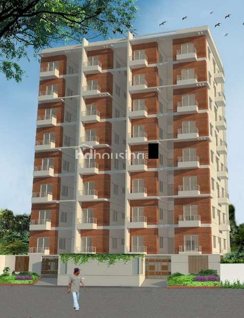 Amble Orchid, Apartment/Flats at Bashundhara R/A
