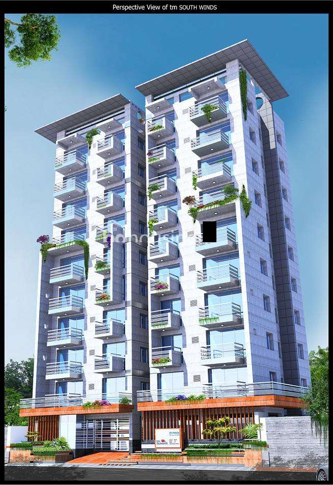 Tm South Winds, Apartment/Flats at Aftab Nagar