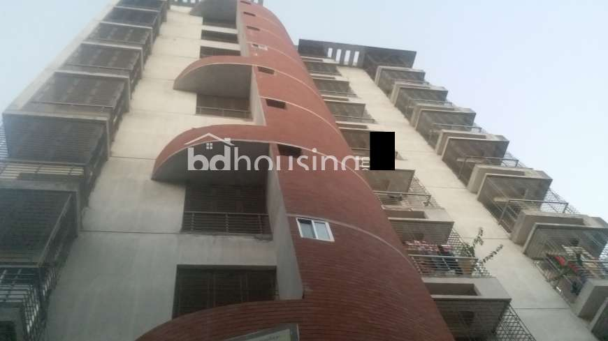 1445 sqft 3 Beds Ready Apartment/Flats for sale at Kallyanpur