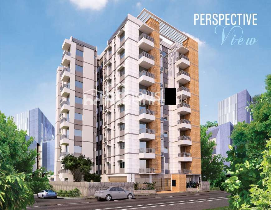 JAPASTY SAKURA HEIGHTS Apartment/Flats at Moghbazar
