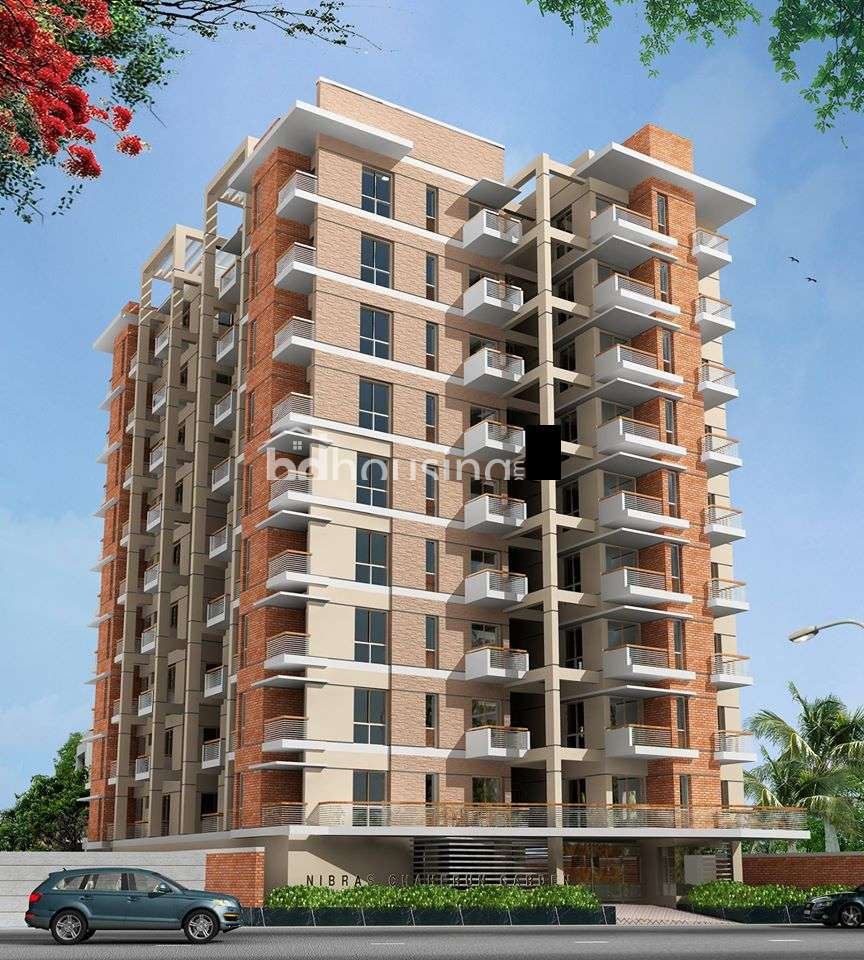 Nibras Saherun Garden, Apartment/Flats at Khilgaon