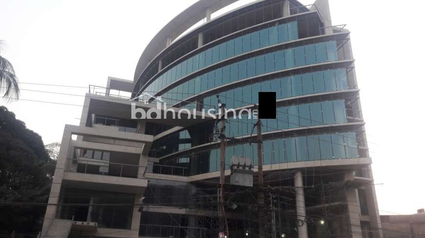 3100sft Commercial Office Space for Sale in Gulshan Avenue Office Space at Gulshan
