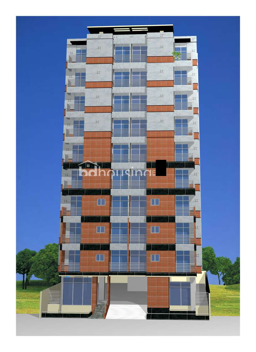 10 Storied Full Building sale at Pallabi,Mirpur, Apartment/Flats at Mirpur 12