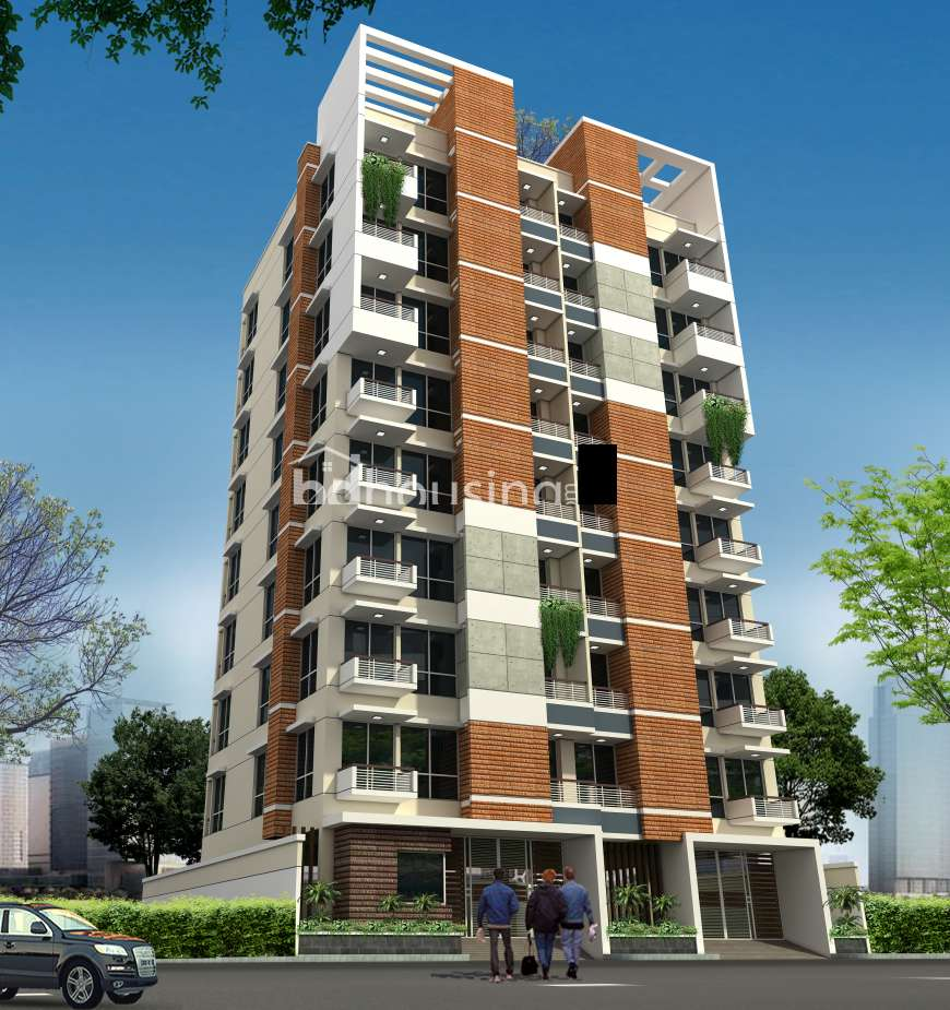 bddl Sufia Bhaban, Apartment/Flats at Mirpur 10