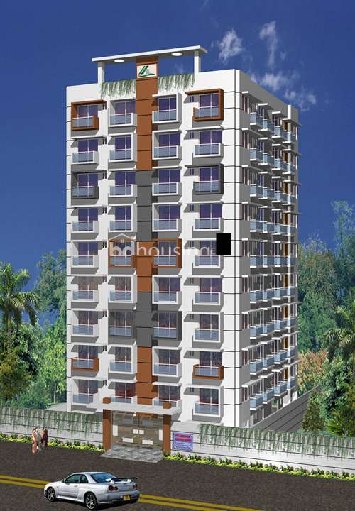 RPL LAMISHA & RAMISHA TOWER, Apartment/Flats at Mohammadpur