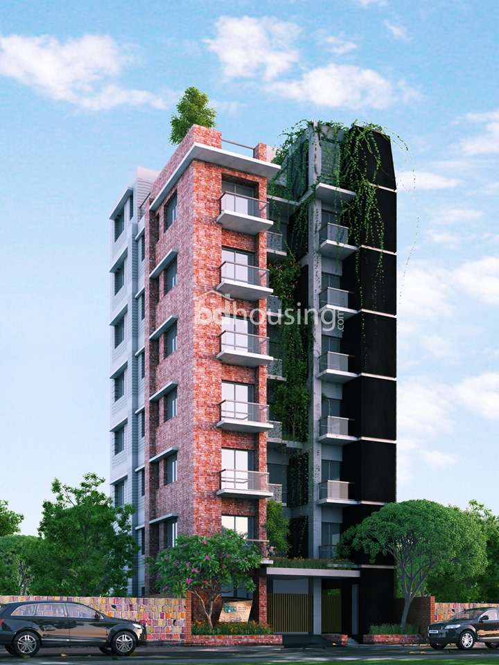 TM Oasis, Apartment/Flats at Bashundhara R/A
