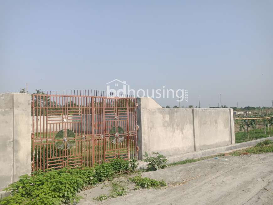3 Katha for Sale at Purbachal Sector-09, Residential Plot at Purbachal