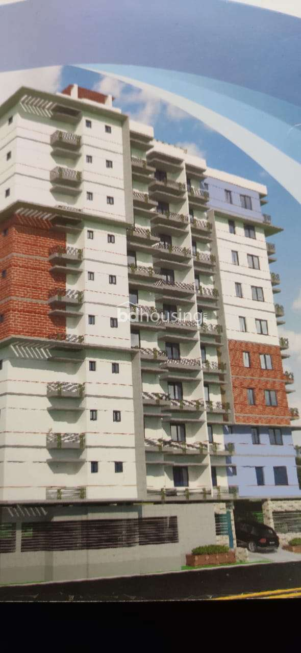 Binimoy Properties Ltd, Apartment/Flats at Banasree