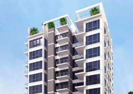 2795 sqft  3 Beds Under Construction Flat for Sale at Baridhara Apartment/Flats at