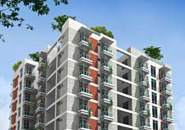 1431 sqft, 3 Beds Under Construction Apartment/Flats for Sale at Khilgaon Apartment/Flats at