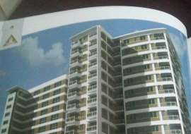 1305 sqft, 3 Beds Under Construction Flat for Sale at Moghbazar Apartment/Flats at