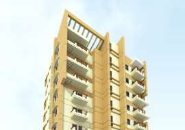 1375 sqft, 3 Beds Under Construction Flat for Sale at Khilgaon Apartment/Flats at