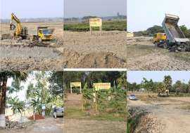 Redeem Purbachal City Residential Plot at Purbachal, Dhaka