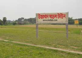 UTTARKHAN MODEL TOWN Residential Plot at Uttara