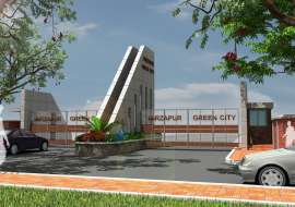 Mirzapur Green City Residential Plot at Mirzapur
