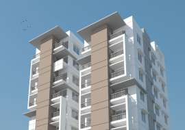1653 sqft, 4 Beds Under Construction Apartment/Flats for Sale at Banasree Apartment/Flats at