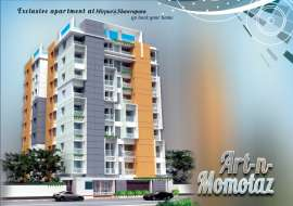 Art-n-Momtaz Apartment/Flats at Shewrapara