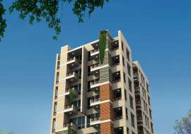 1250 sqft, 3 Beds Under Construction Flats for Sale at Mirpur 10 Apartment/Flats at