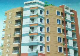 1382 sqft, 3 Beds Ready Flat for Sale at Agargaon Apartment/Flats at