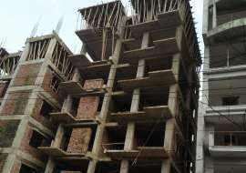 1550 Sqft Flat At Bashundhara R/A